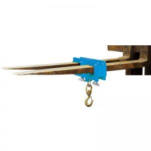 MK10R叉裝起重鉤